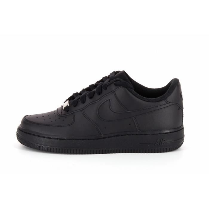 basket air force 1 noir