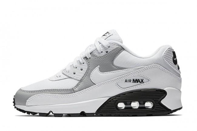 air max 90 noir et blanche homme