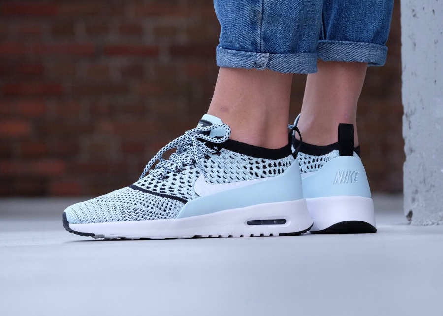 air max thea rouge femme