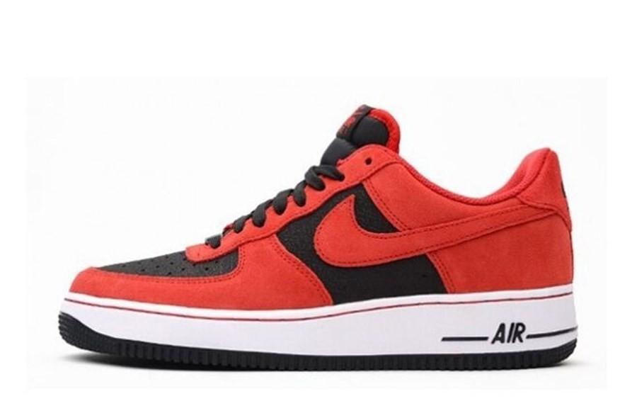 air force 1 noir et rouge
